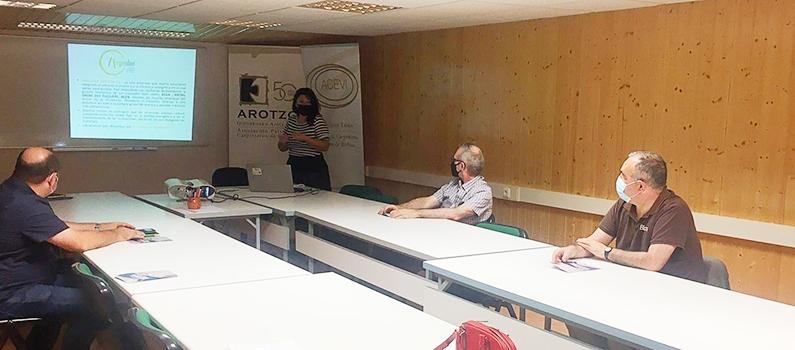 Argieder, nueva asesoría energética de Arotzgi